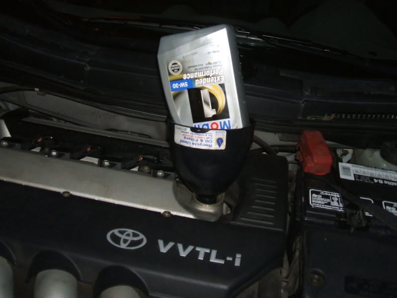 2b8e0aa319aea54b3a75ef63e3e2859a  How to change your Oil and filter for your Celica