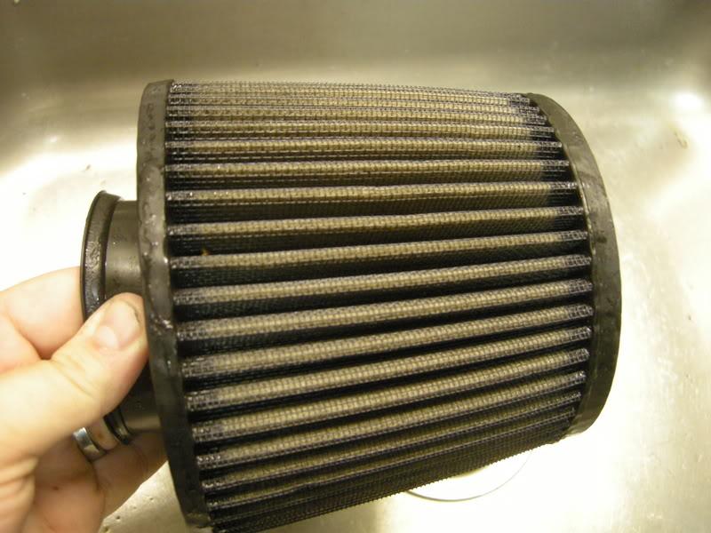 149f9f0adf30afaa2b3db5eeacb58710  Clean and Reoil Air Filter