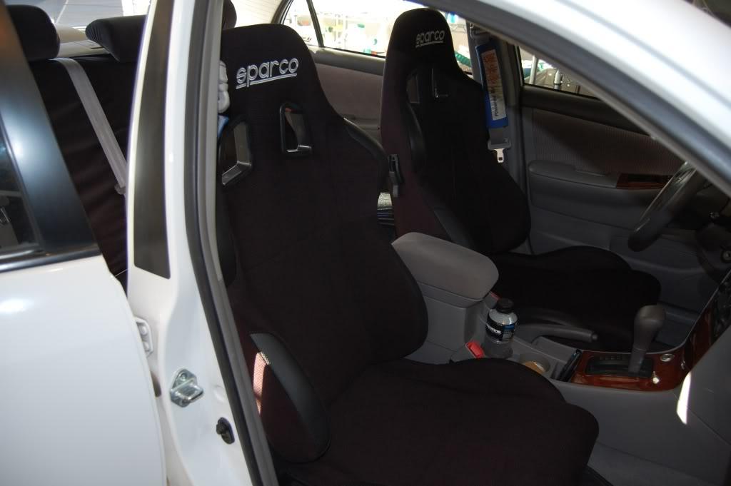 34ef88fd8d8827d8e2570510c4ea6346  Installing Racing / Bucket Seats