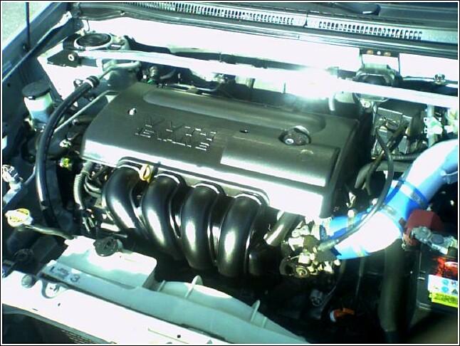 396d29653421c99e3b662d593543c1ef  Clean engine bay