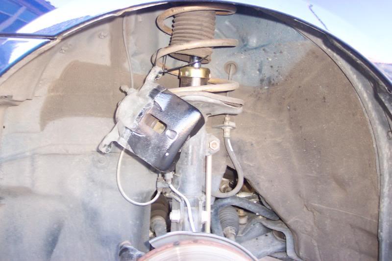 452d36b01d38d73cda4c3771145c7f96  Replace front brake pads