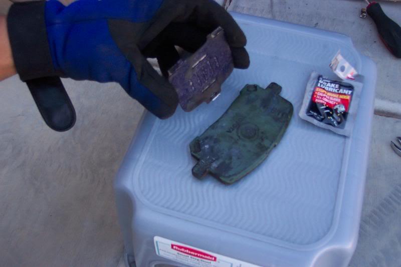 59fcc6c4a7155d6c21ac1ae3b2de2177  Replace front brake pads