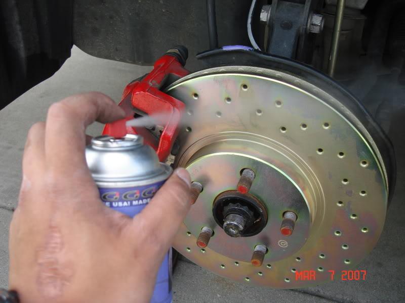 7dc18e324c3caccc81ae27a9be6cbf52  Rotor install