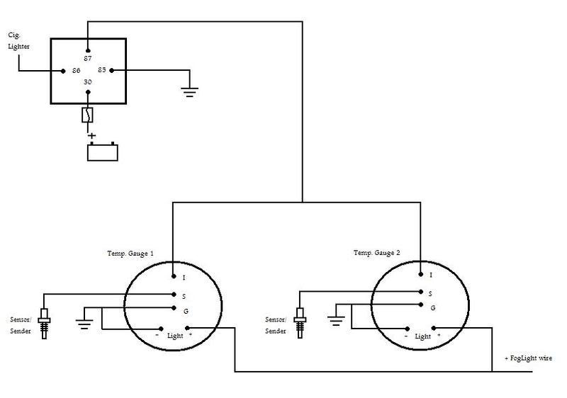 trans temp gauge toyota corolla diy Electric Oil Pressure Gauge Wiring  Electric Water Heater Wiring Diagram Auto Meter Fuel Gauge Wiring 96 Chevy Truck Wiring Diagram