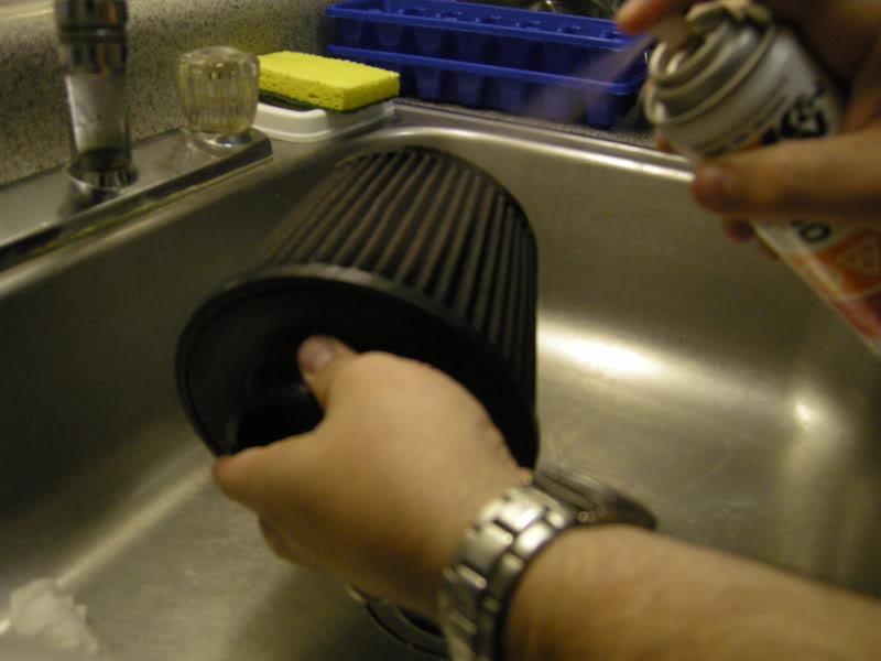 81ab733dc325b3d11ae8ecbb0d09465c  Clean and Reoil Air Filter