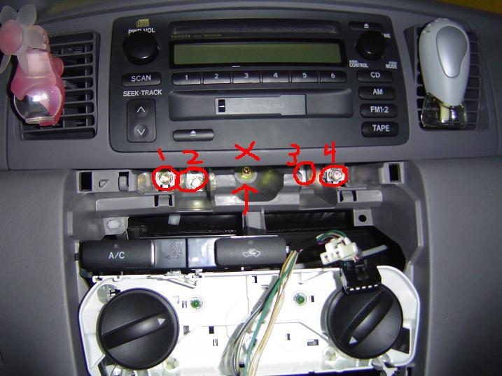84385efe17d9beeb65c58ffff6e244a9  Install Head Unit and Amp detailed