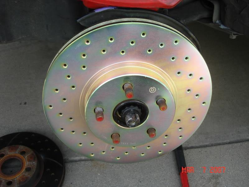 8f6a1d76491e4204eb180ce640a71bc6  Rotor install