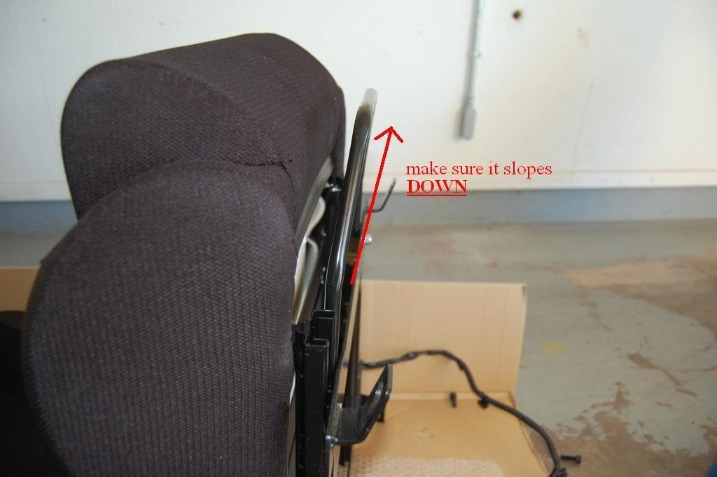 9aeaddc5f91d3236e2cb7a2e9e4b52c7  Installing Racing / Bucket Seats
