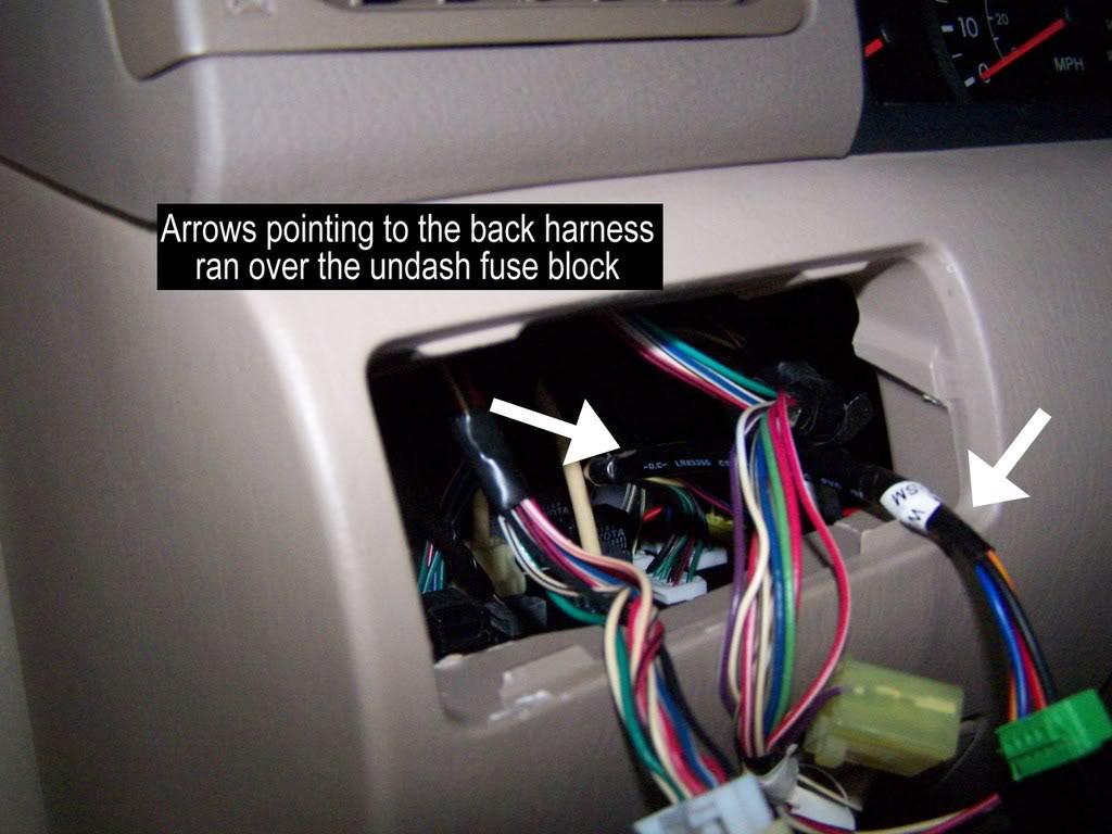 a9e6288b16a1437f3cd652378e955466 Fog Lights 05+ Corolla. 13) Route harness  ...