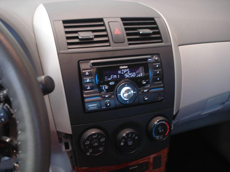 b37718db0c225fcd4613ddea8540d3c5  2009 Corolla Radio Removal