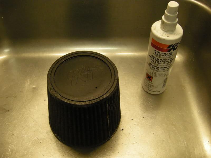 c5b219c796ddff1e43a2a65190004a5a  Clean and Reoil Air Filter