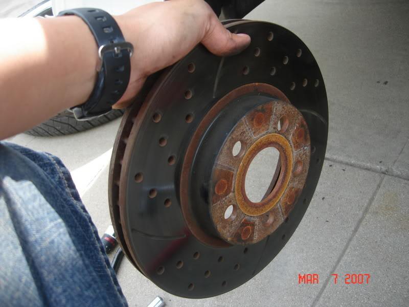 d8c4b9dbc2ea5f704bd4c3184e90b19b  Rotor install