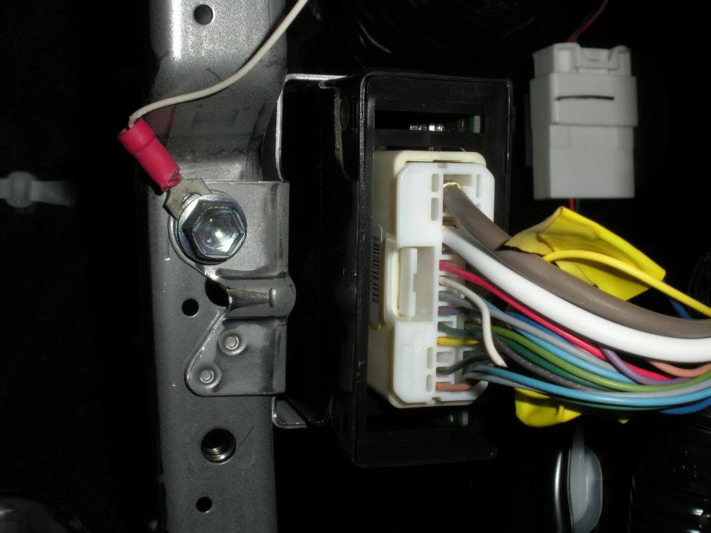 2009 toyota ta a stock radio wiring diagram  2009  get