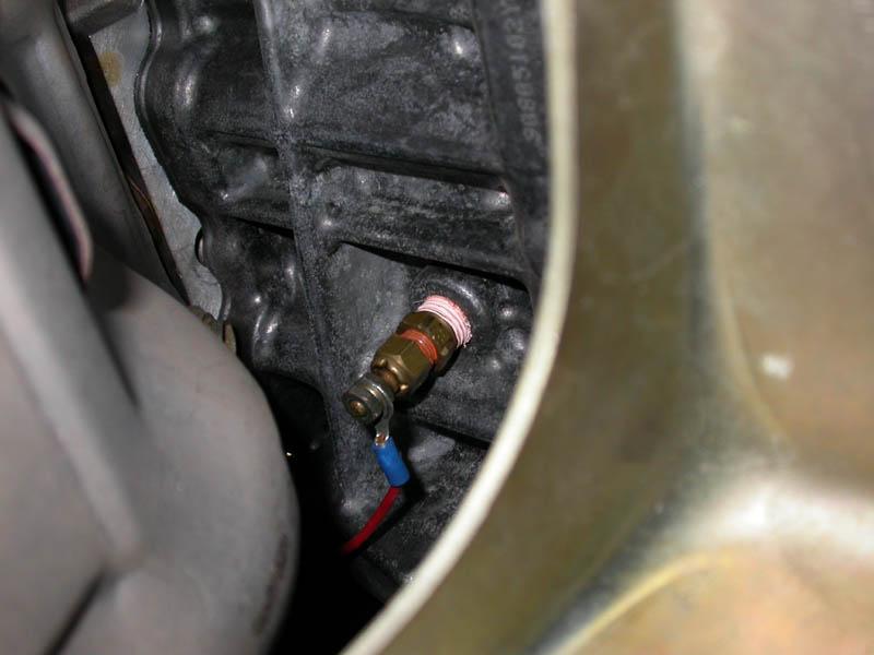 9117fc14bde45cb88777822568bea4c3  Oil Pressure/temp Instal 1zz